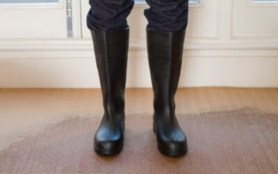 What to do in a carpet flood emergency!